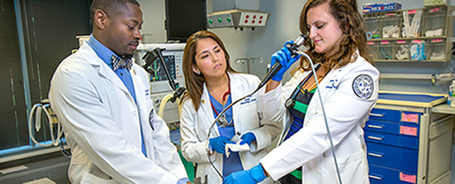 College of Health Care Sciences - Anesthesia Assistant Program