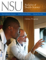 Bachelor of Health Science