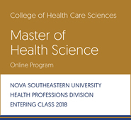 Master of Health Science Brochure