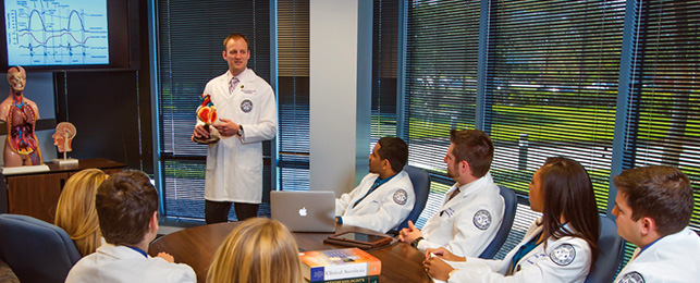 Anesthesiologist Assistants Program Fort Lauderdale Student Orientation | NSU