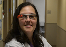 Google Glass: NSU PT explores wearable device technology