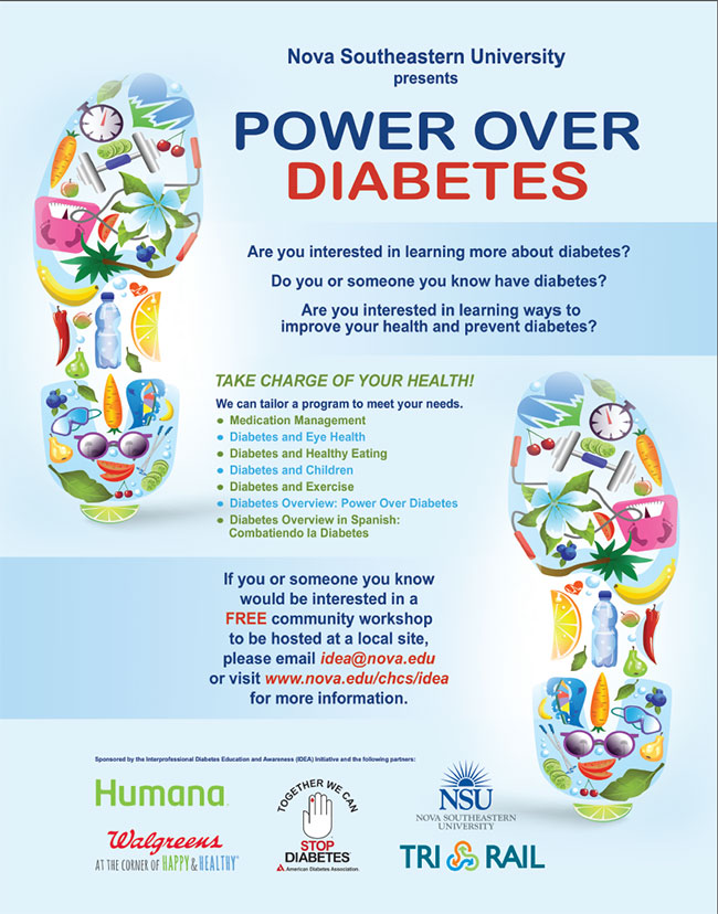 Power Over Diabetes