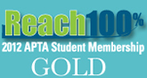 Reach 100% APTA Membership