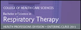 Bachelor of Science in Respiratory Therapy Brochure
