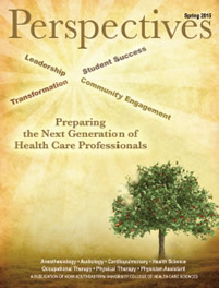 Summer/Fall 2014 Perspectives cover
